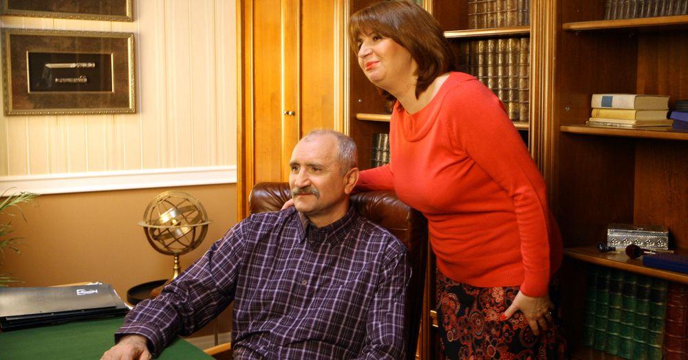 Magda Catone și Șerban Ionescu au rămas căsătoriți până la moartea actorului