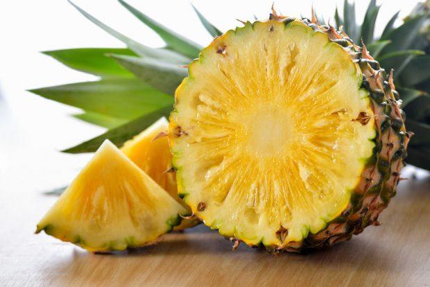 Fructe care nu îngrașă - ananas