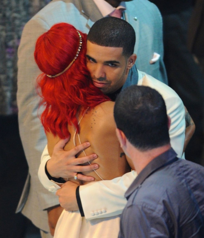 Image result for rihanna si drake