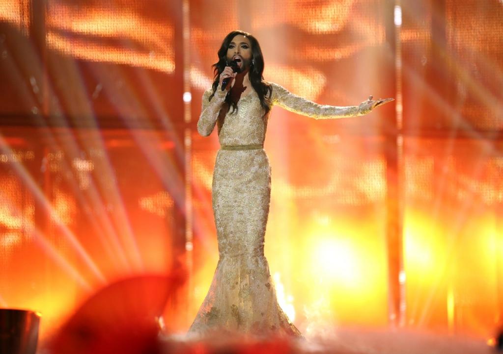 Conchita Wurst, pe scena Eurovision 2014