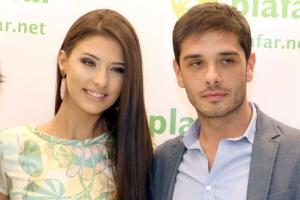 Antonia si Vincenzo Castellano, pe vremea când formai un cuplu fericit