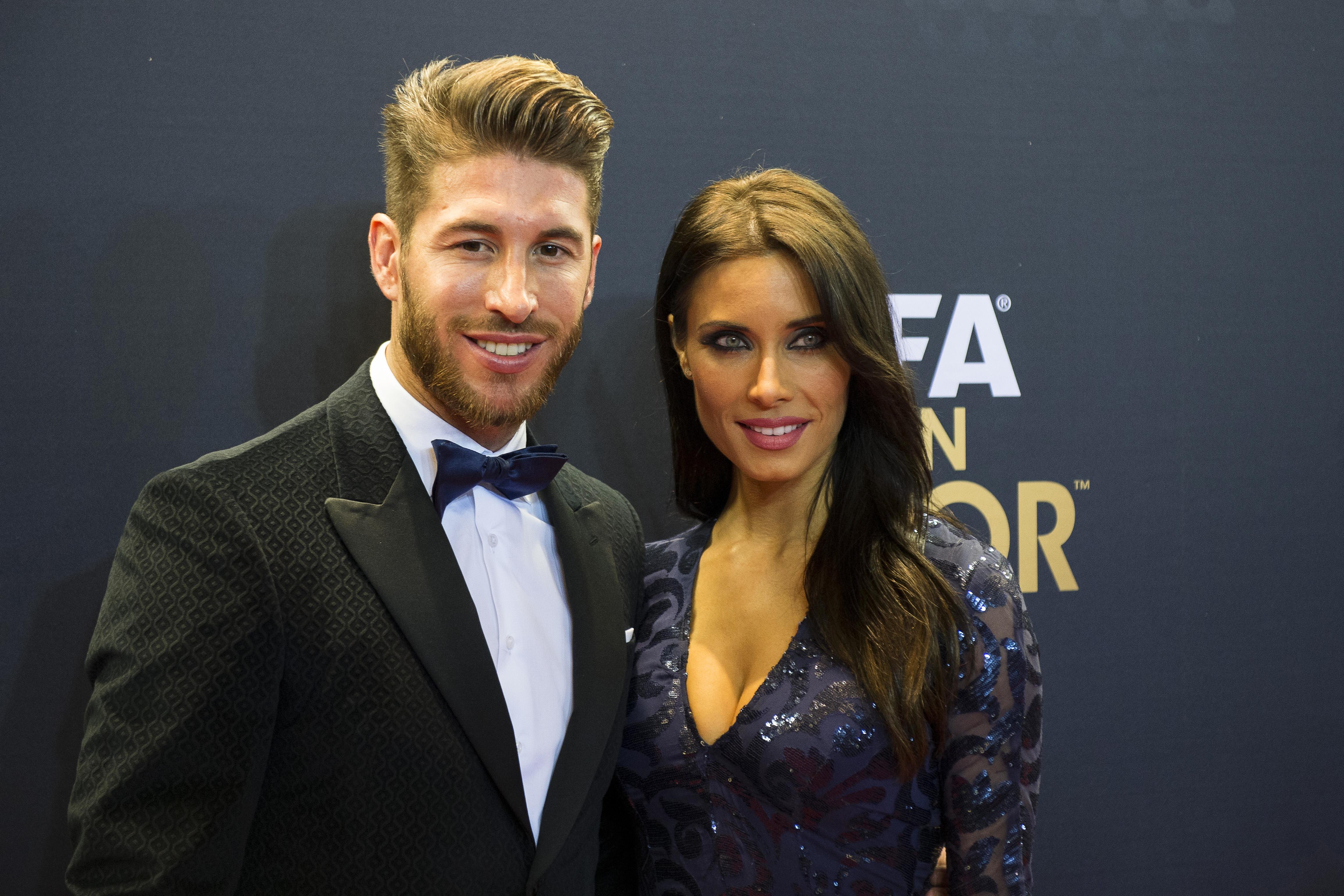 BALONUL DE AUR / Sergio Ramos a avut cea mai sexy iubită ...