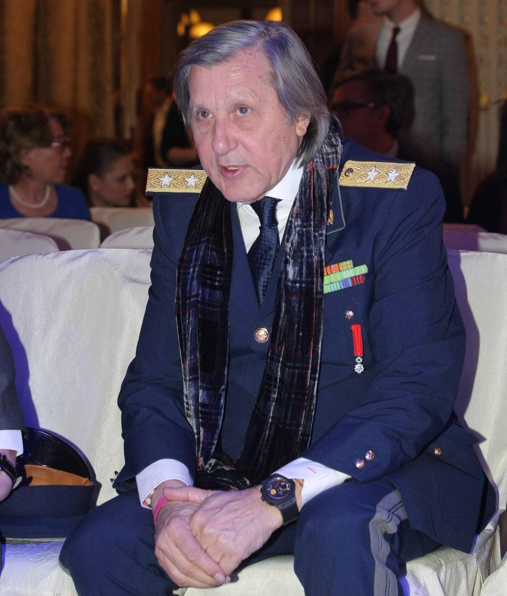 Apariție spectaculoasă Generalul Ilie Năstase și a scos uniforma