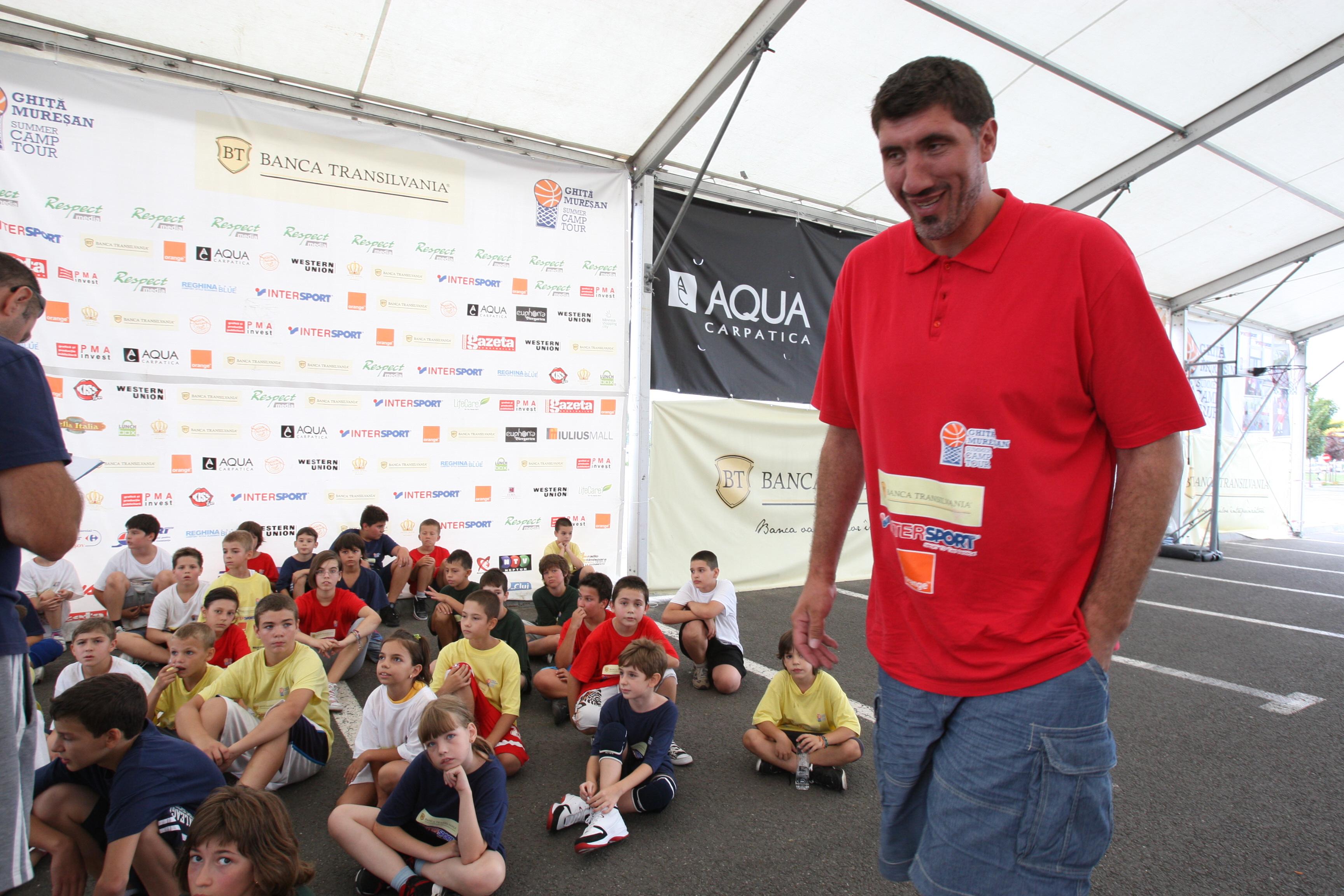 Ghiţă Mureşan candidează pentru postul de vicepreşedinte al FR Baschet,…