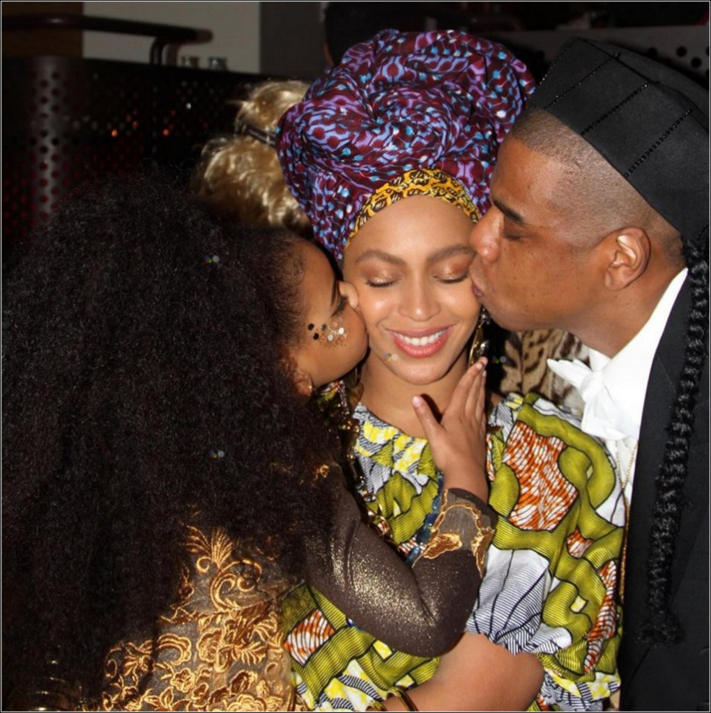 Beyonce, without caption Supplied by Instagram.com/face to face