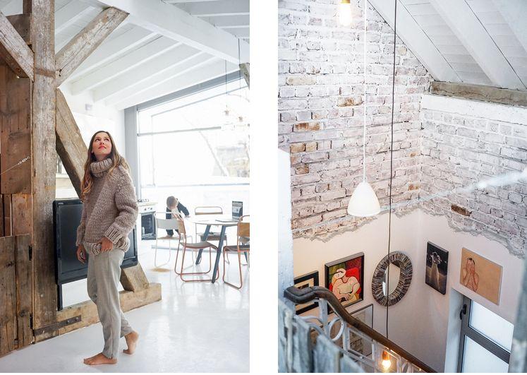 Dana Rogoz a terminat de renovat vechea mansardă. Rezultatul este fascinant | FOTO