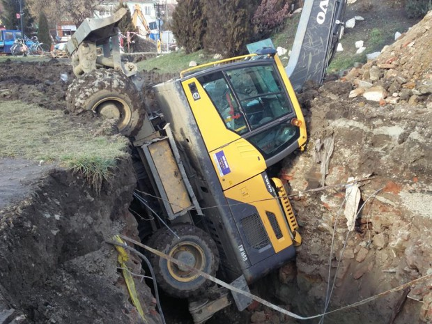 excavator 9