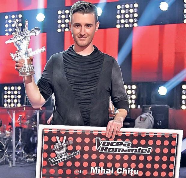 Mihai Chiţu a fost mai interesat de viaţa amoroasă decât de carieră, după show-ul de la PRO TV, aşa că acum se zbate în mediocritate