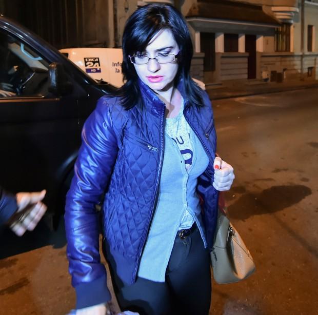 """Gianina Terceanu e acuzată că a luat mită ca să-i achite pe inculpații din """"Dosarul Transferurilor"""" FOTO: Libertatea"""