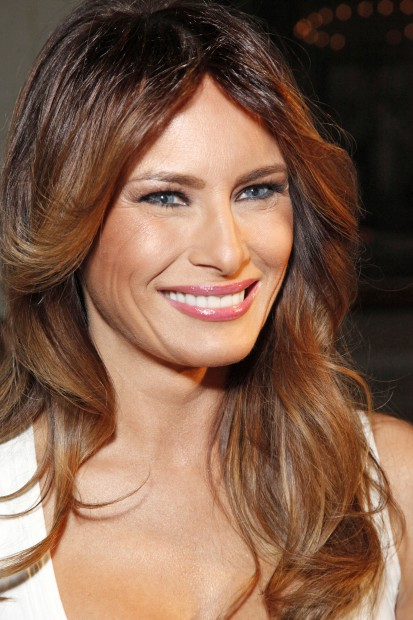 Melania Trump pictured at Philadelphia Style Magazine's Holiday Issue Release Party at Ritz Carlton Hotel in Philadelphia, Pa on December 13, 2011 Credit: MediaPunch/face to face - Germany, Austria, Switzerland, Romania, Hungary, Czech Republic, Poland and USA rights only -