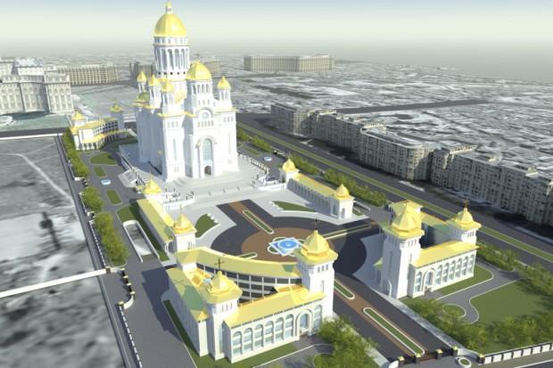 Aşa va arăta Catedrala în viziunea arhitecţilor