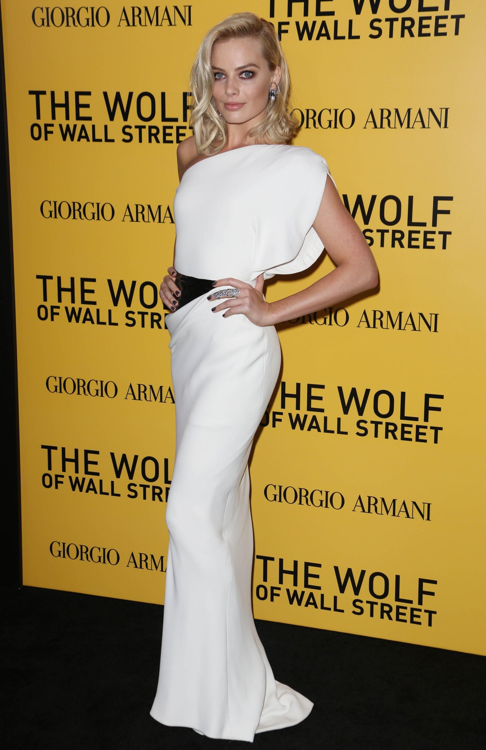 'The Wolf of Wall Street' film premiere, New York, America - 17 Dec 2013