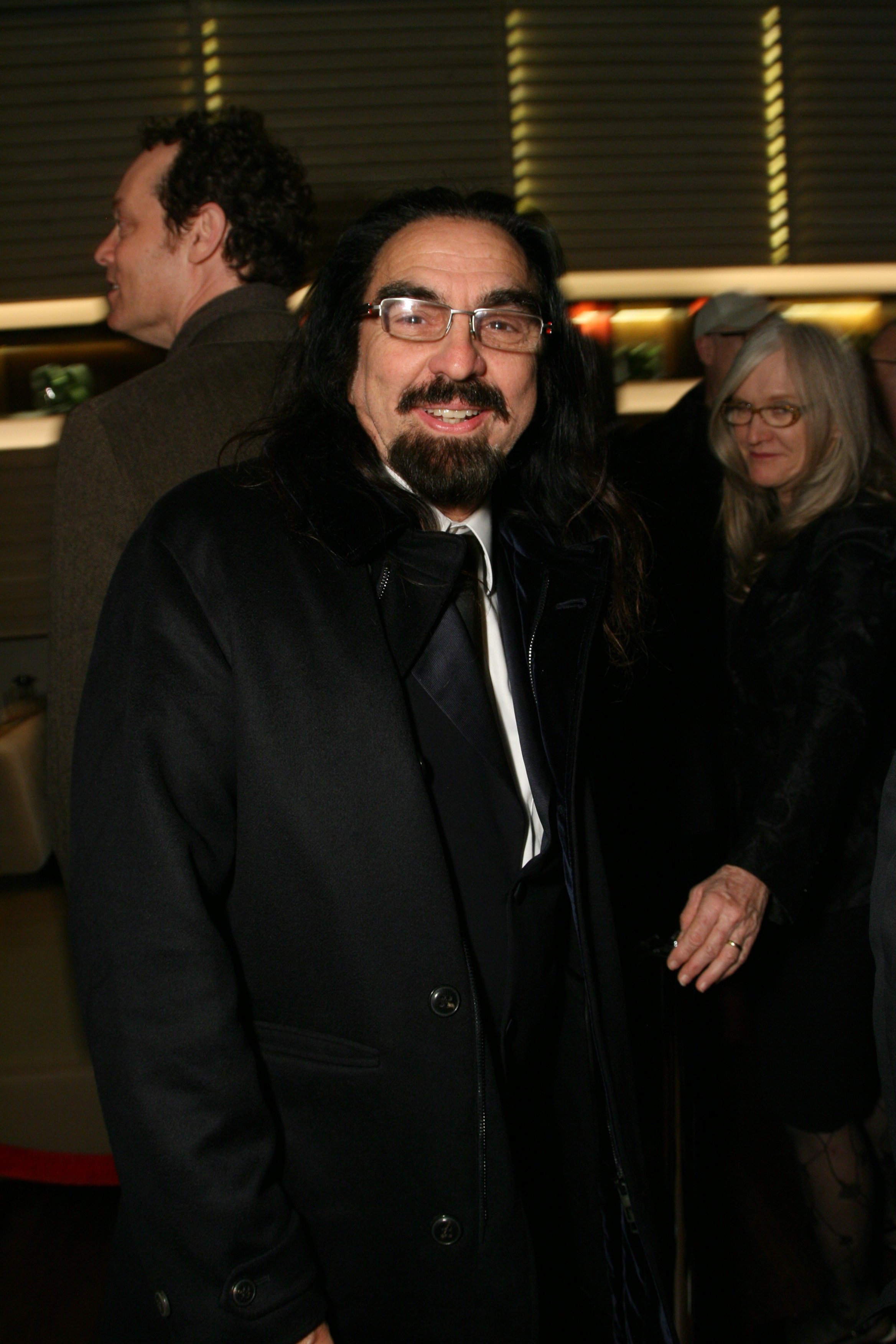 Paramount Pictures Special Screening of 'Shutter Island' After Party in New York, America - 17 Feb 2010