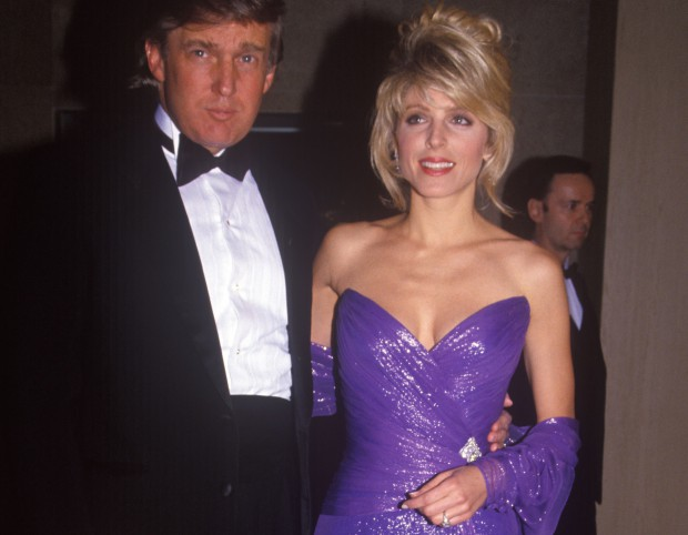 Donald Trump și Marla Maples