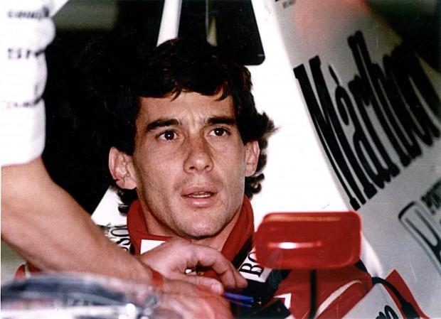 Ayrton Senna (FOTO: EPA)