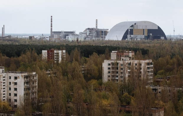30 de ani de la accidentul nuclear de la Cernobîl