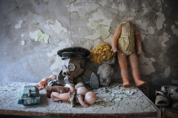 30 de ani de la Cernobîl