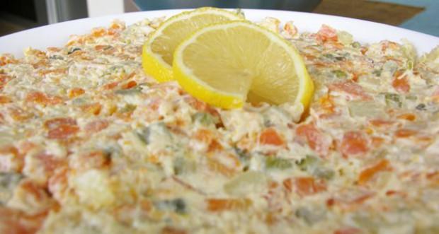 reteta salata boeuf dietetica
