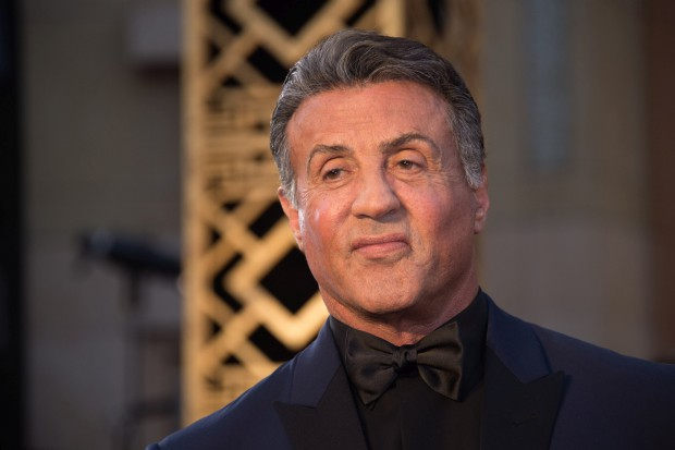 Oscar®-nominee, Sylvester Stallone, arrives at The 88th Oscars® at the Dolby® Theatre in Hollywood, CA on Sunday, February 28, 2016.
