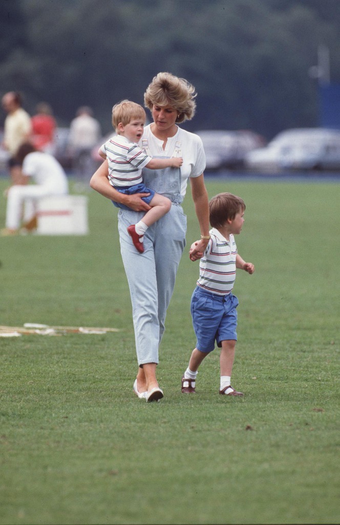 HRH PRINCESS DIANA - HRH Princess of Wales