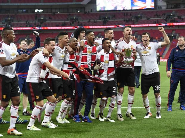 Manchester United, Cupa Angliei / Foto: EPA