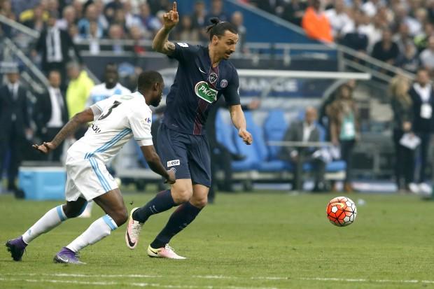 PSG - Marsilia, finala Cupei / Foto: EPA