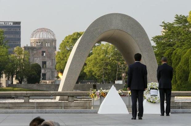 Barack Obama, Hiroshima