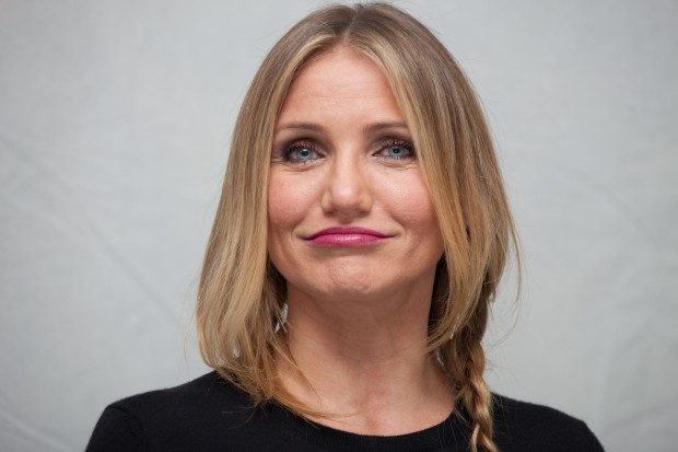 Cameron Diaz attends the junket for the film Annie in New York City, NY, USA, December 3, 2014. Photo by HT/ABACAPRESS.COM
