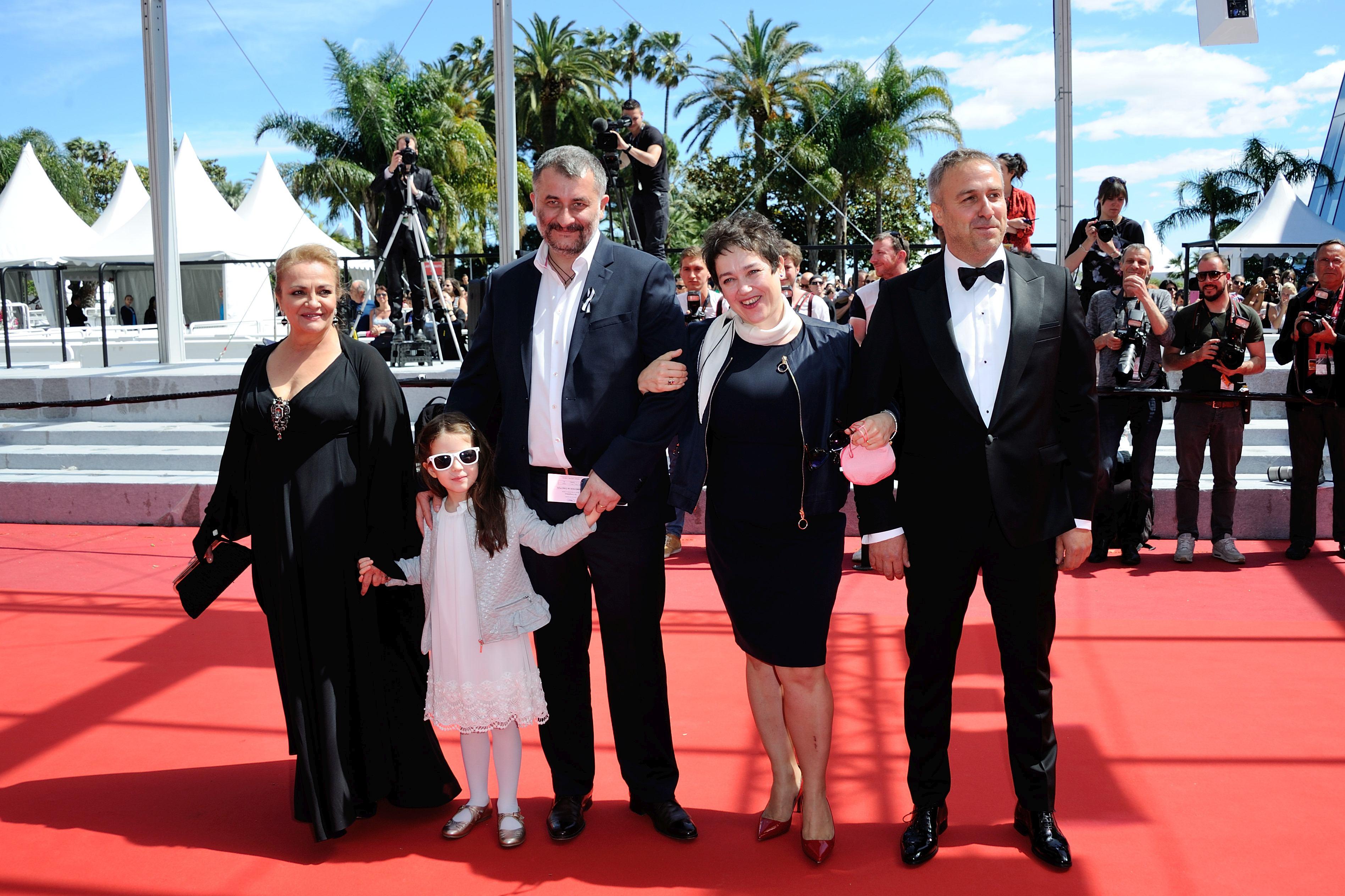 Sieranevada, Festivalul de film de la Cannes, Cristi Puiu