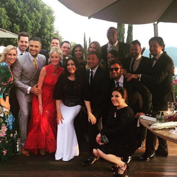 nuntă Eva Longoria