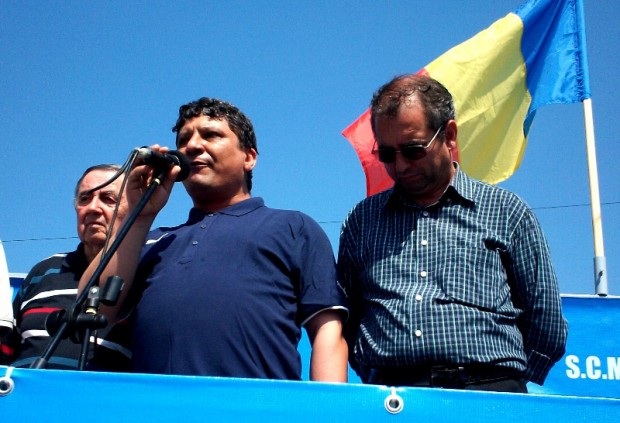 Rodrigo Maxim, lider FSTFR