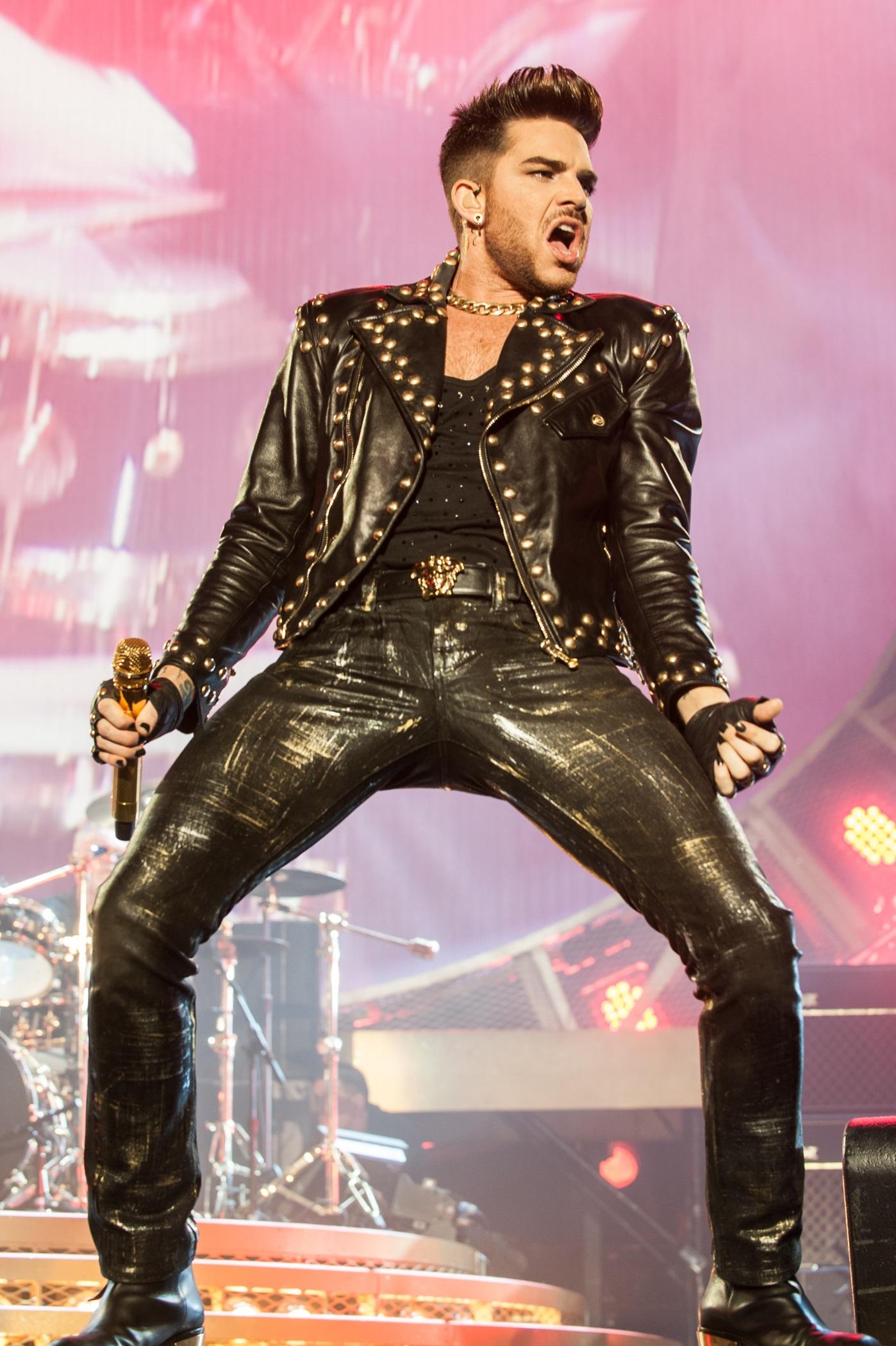 Queen und Adam Lambert Konzert