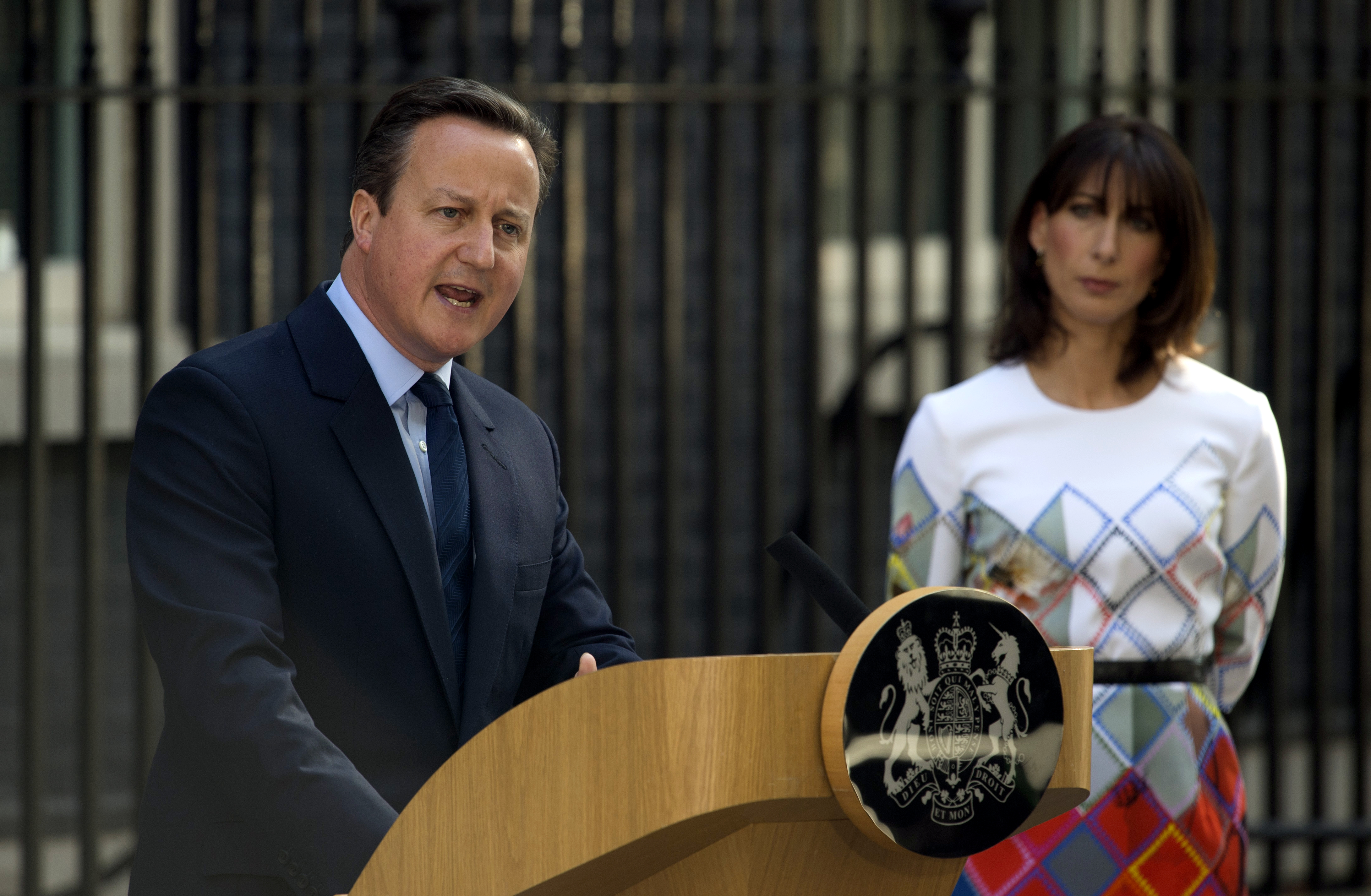 Reactions on British vote to leave EU - Cameron resigns