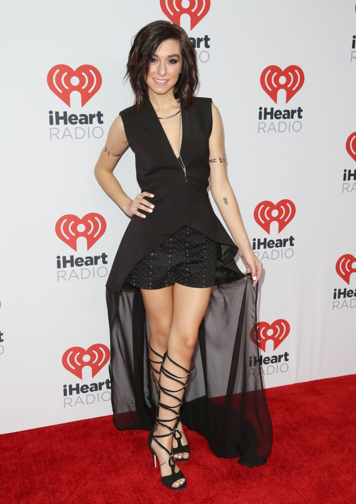 iHeartRadio Music Festival, Las Vegas, America - 18 Sep 2015