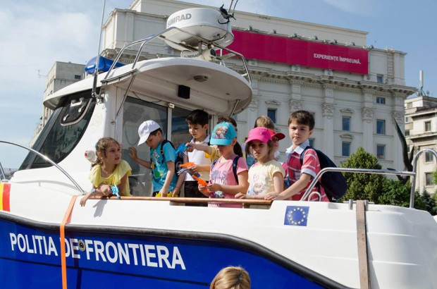 copii barca