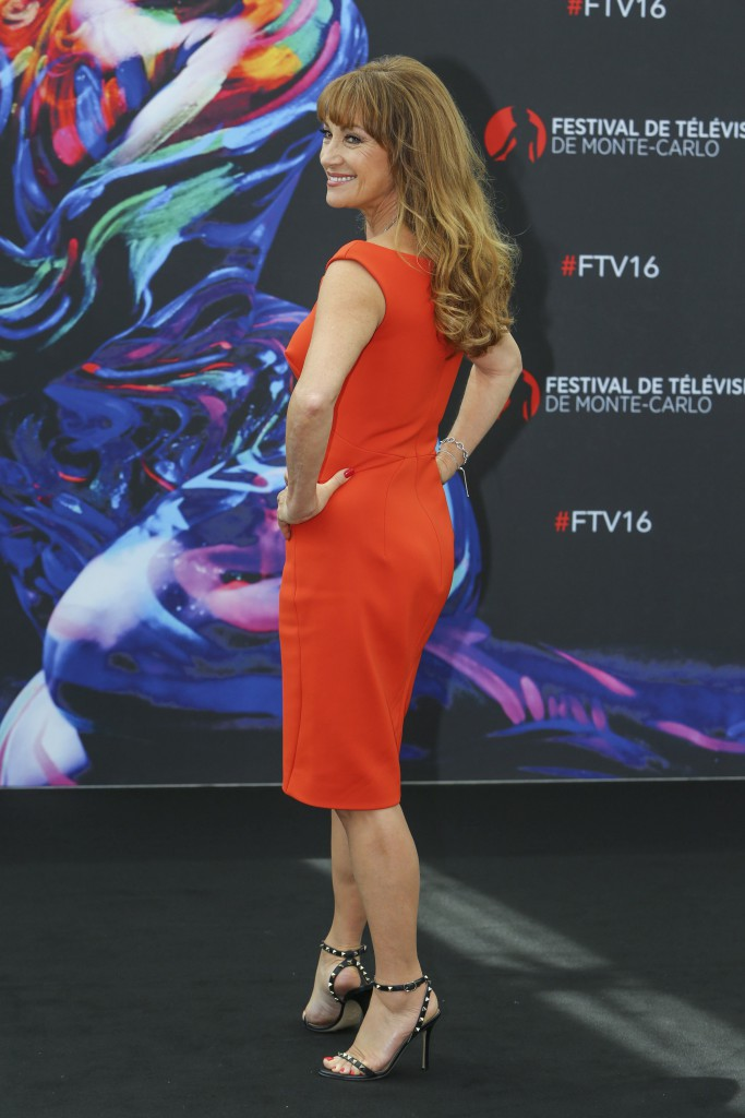 Montecarlo Tv Festival - Jane Seymour
