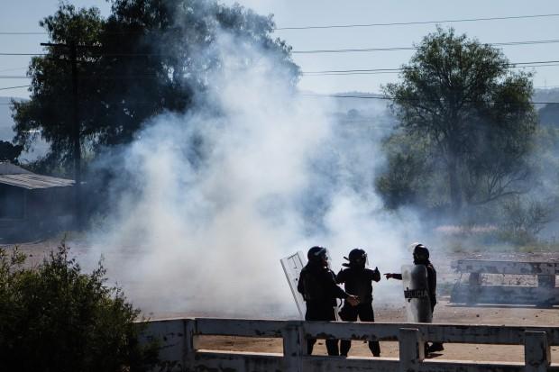 Violențe în Mexic