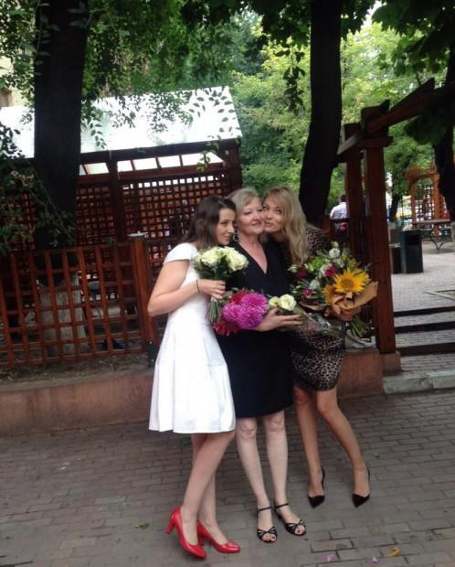valentina pelinel - sora si mama