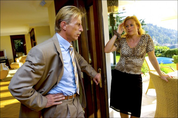 Christoph Daum & Angelica Camm---