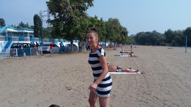 gina zamfir plaja fara bazine (28)