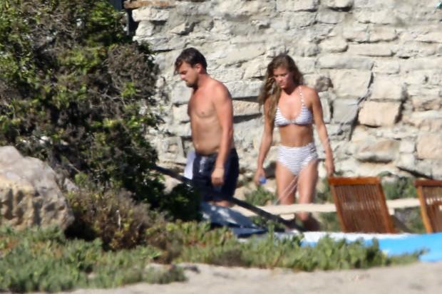Leonardo DiCaprio si Nina Agdal - Northfoto