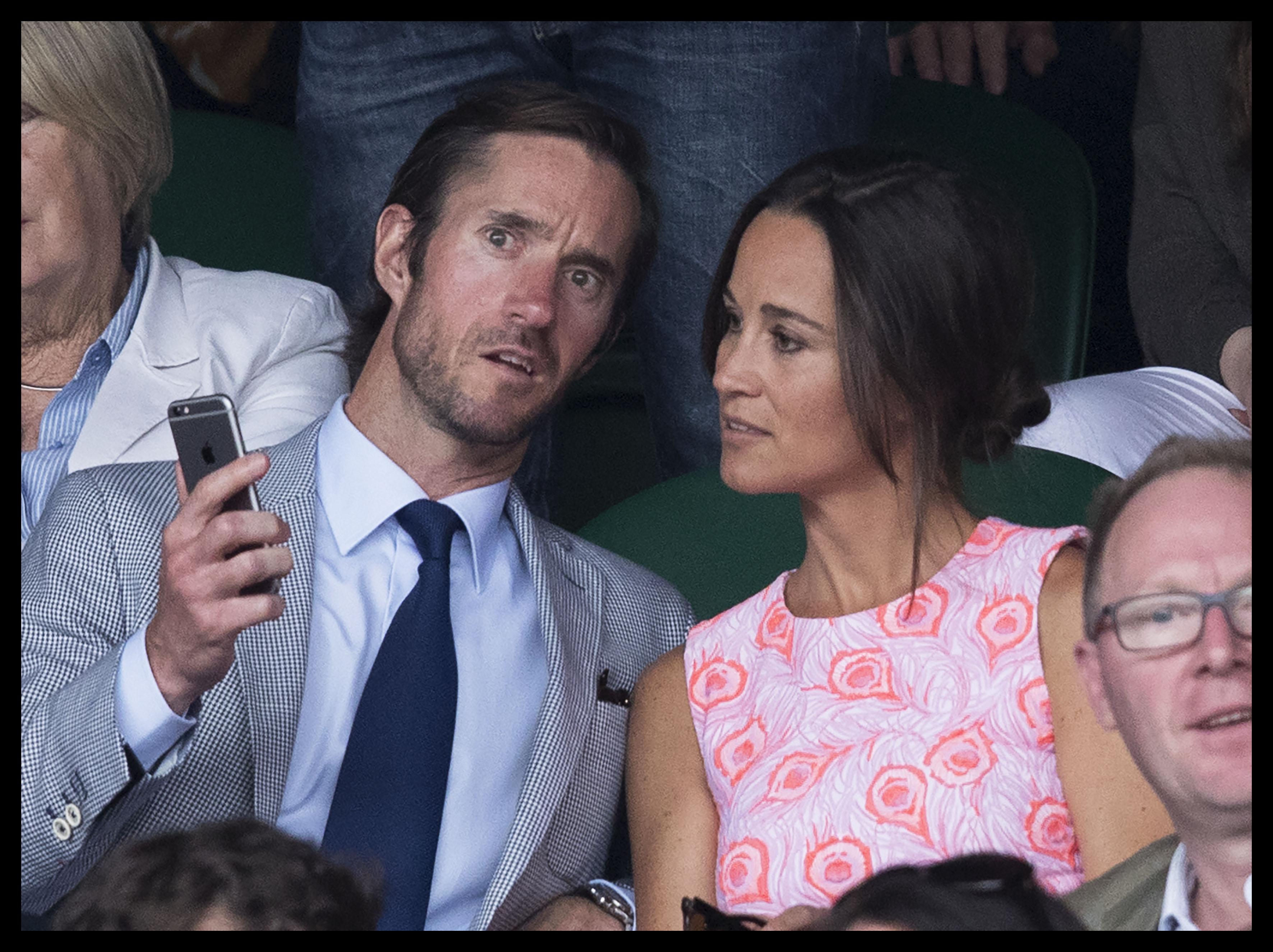 "Prințul George și Prințesa Charlotte vor avea ""roluri importante"" la nunta mătușii Pippa Middleton"