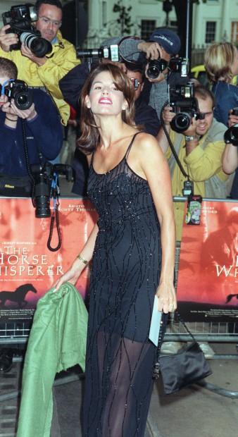 Christina Estrada, în 1998