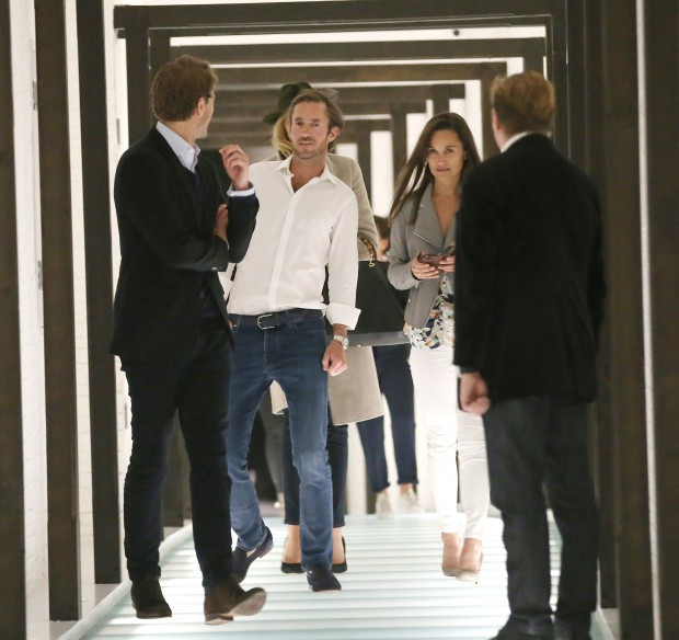 Pippa Middleton și James Matthews