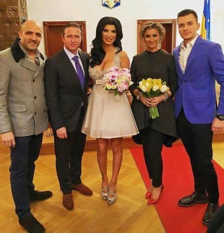 Andreea Tonciu nunta