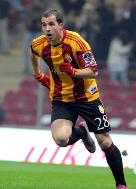 Bogdan Stancu a jucat foarte puțin pentru Galatasaray.