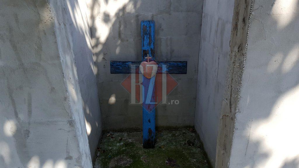 Mormântul lui Sabin Bălașa
