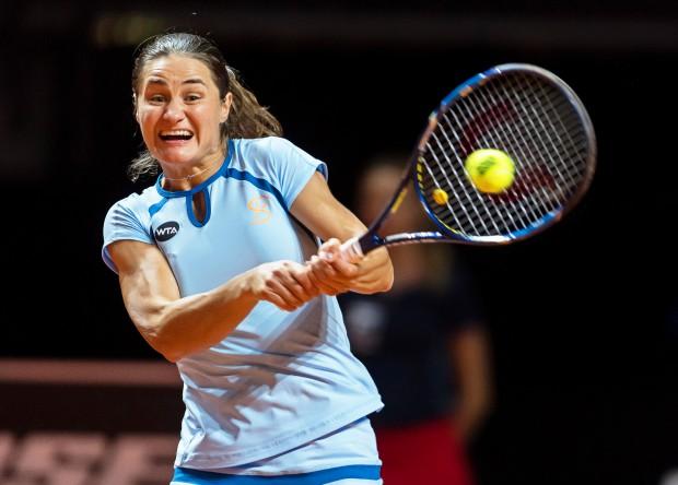 Monica Niculescu joacă ACUM în semifinalele de simplu din Luxemburg, cu Kiki Bertens. E în penultimul act și la dublu, alături de Patricia Țig (vineri, ora 21.00)