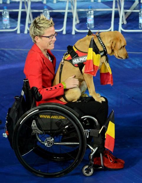 Vrea să fie eutanasiată după ce câștigă medalia de aur! Aceasta este ultima dorință a sportivei belgiene Marieke Vervoort | GALERIE FOTO și VIDEO