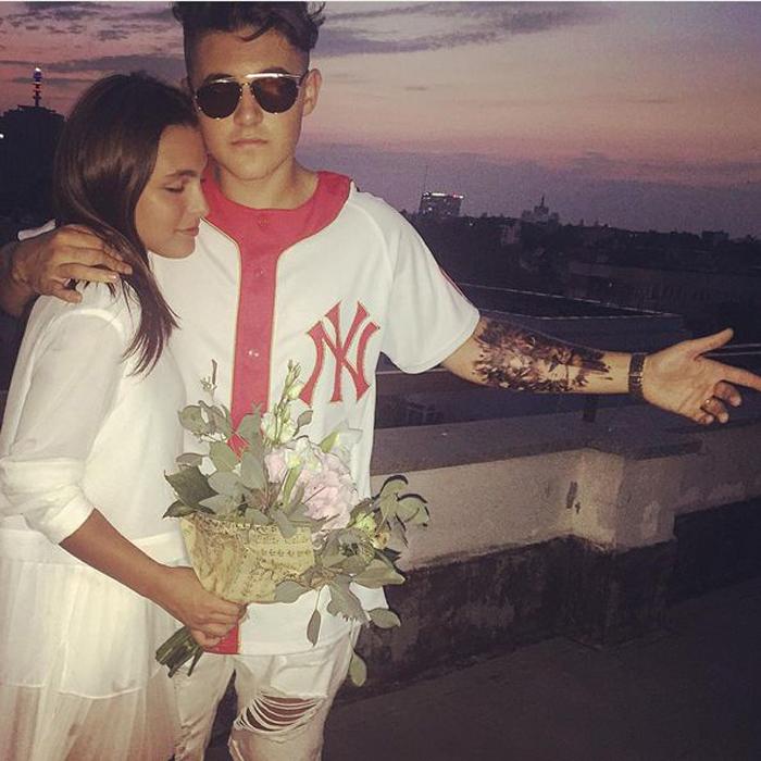Alexia Esca și Mario Fresh